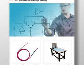 MdShafiPulikkal tarafından Design a Datasheet/cutsheet/brochure for our first product için no 3