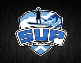 #16 untuk Design a Logo for a Stand Up Paddle Company oleh davay