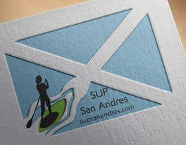 #19 untuk Design a Logo for a Stand Up Paddle Company oleh KonstantinosArg