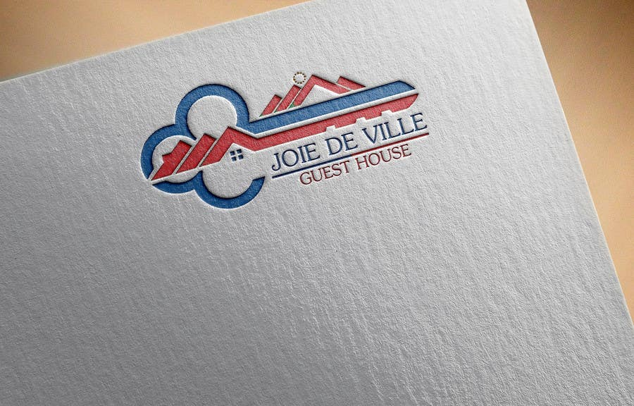 Entry 17 By Junaidy88 For Design Logo Letterhead For Guest House