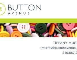 #190 untuk Design some Custom Cards for Button Avenue oleh ultramarina