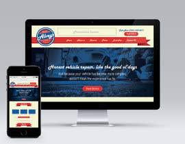#14 untuk Design a Website Mockup oleh Atutdesigns