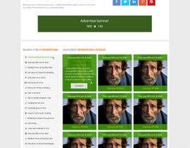 Pravin656 tarafından Design a Website Mockup için no 21