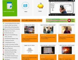 krishnaraturi47 tarafından Design a Website Mockup için no 14