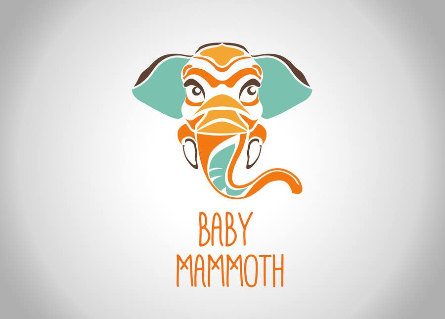 #36 for Design a Logo for Baby Mammoth! by PoppyS