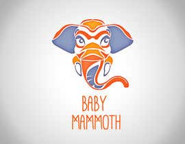 #37 para Design a Logo for Baby Mammoth! por PoppyS