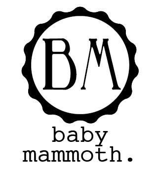 Inscrição nº 6 do Concurso para Design a Logo for Baby Mammoth!
