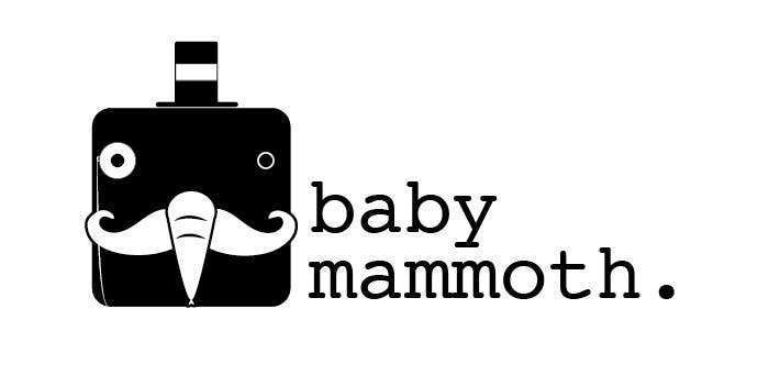 #33 for Design a Logo for Baby Mammoth! by DandelionLab