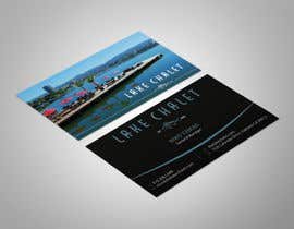 #56 untuk Design some Business Cards for Lake Chalet oleh ashanurzaman