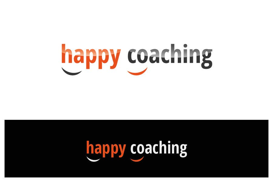 Contest Entry #171 for Happy Coaching Logo
