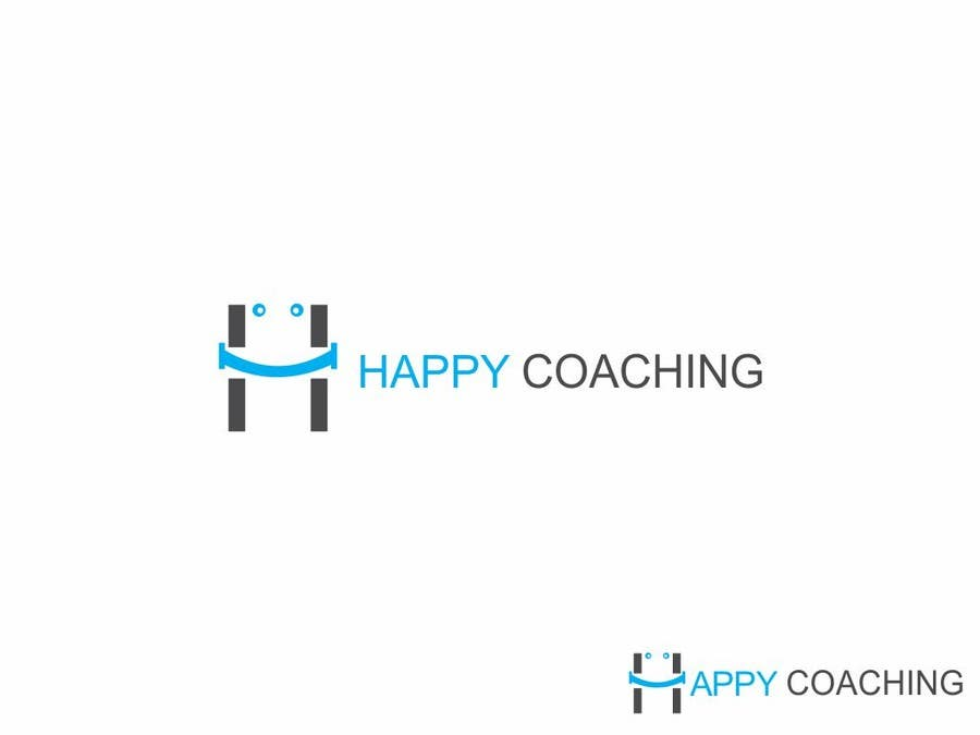 Contest Entry #88 for Happy Coaching Logo