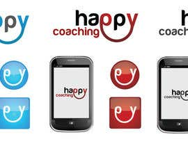 #19 para Happy Coaching Logo por alexandracol