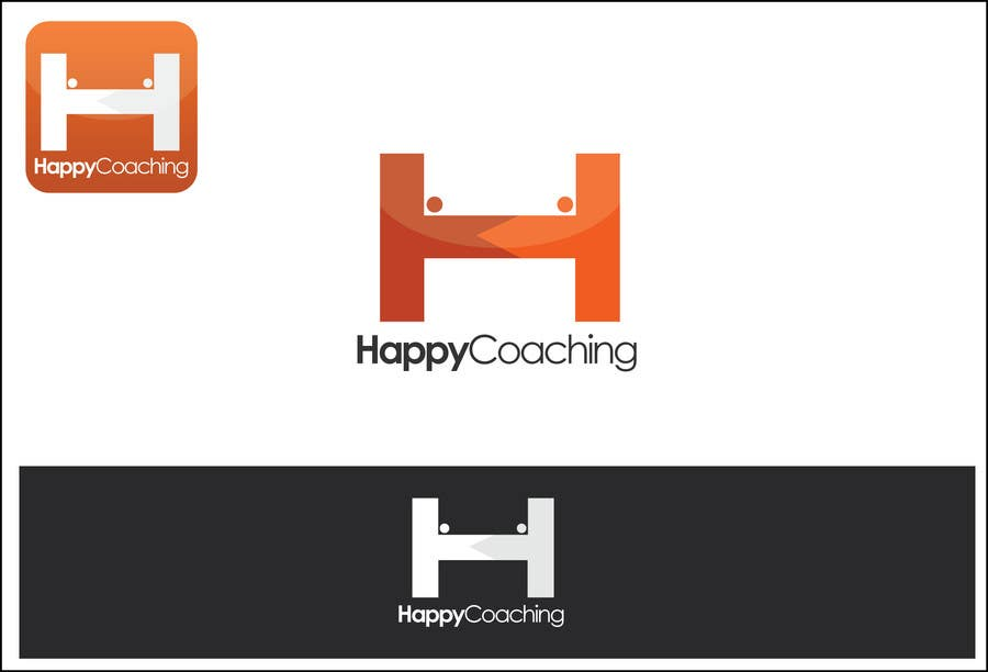 Contest Entry #109 for Happy Coaching Logo