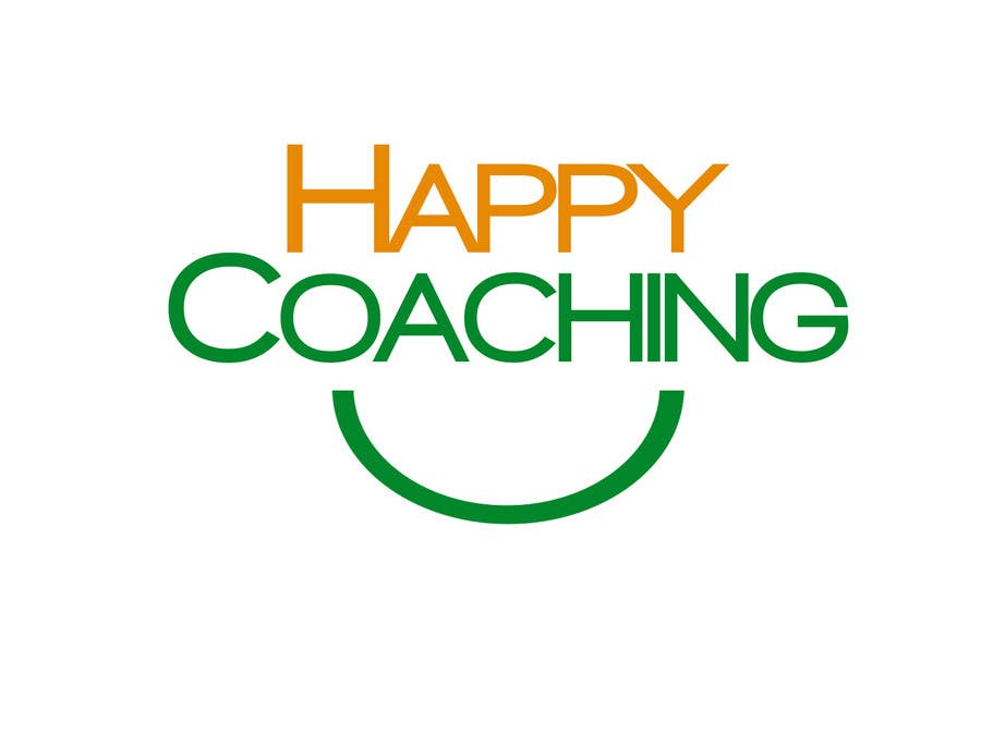 Contest Entry #41 for Happy Coaching Logo