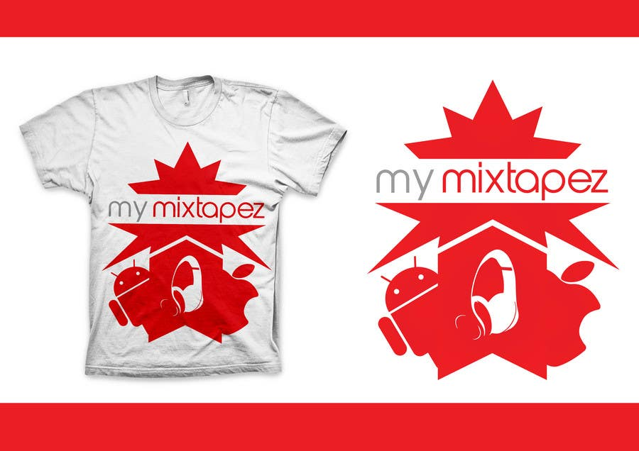 #19 for Design a T-Shirt for My mixtapez by xcerlow