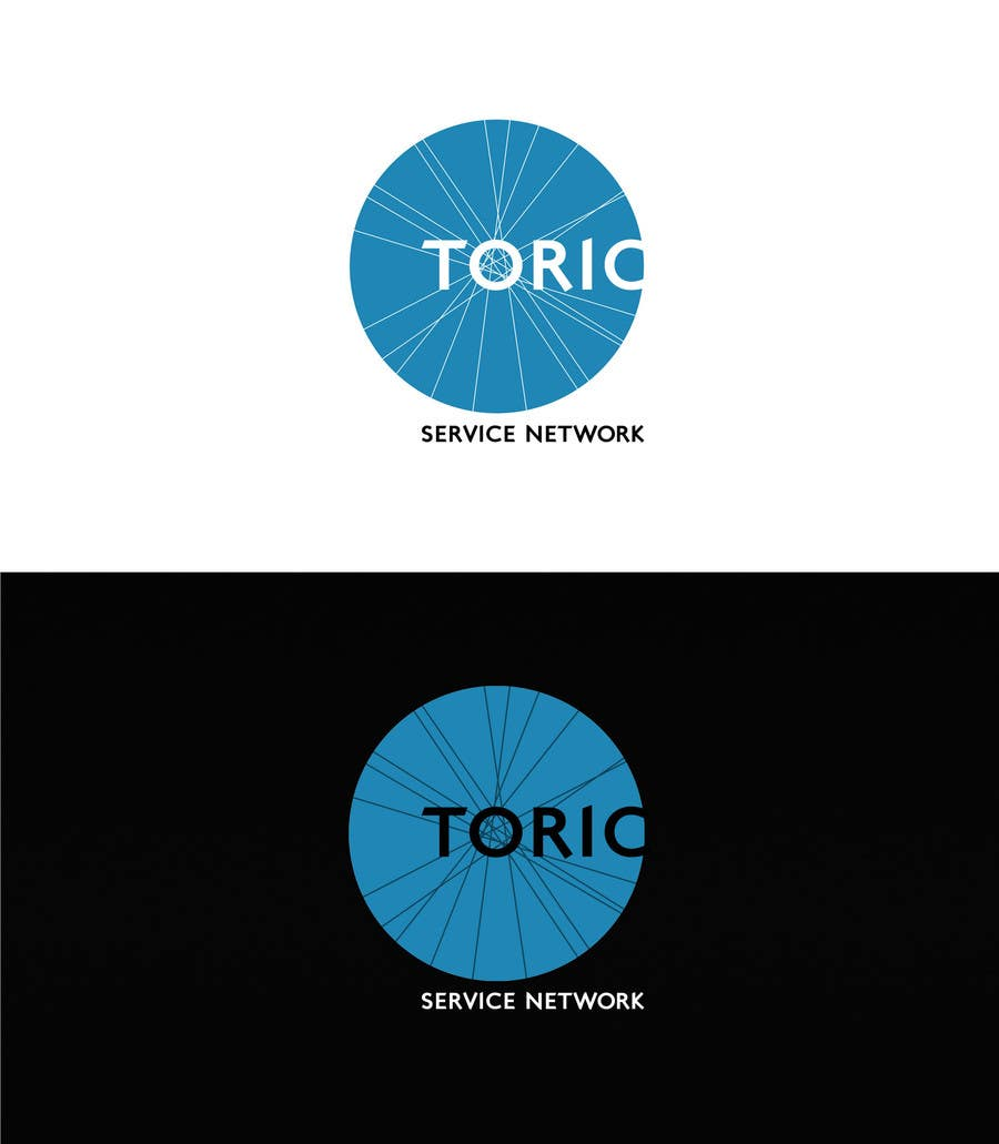 #10 for Design a Logo for Toric Service Network by HallidayBooks