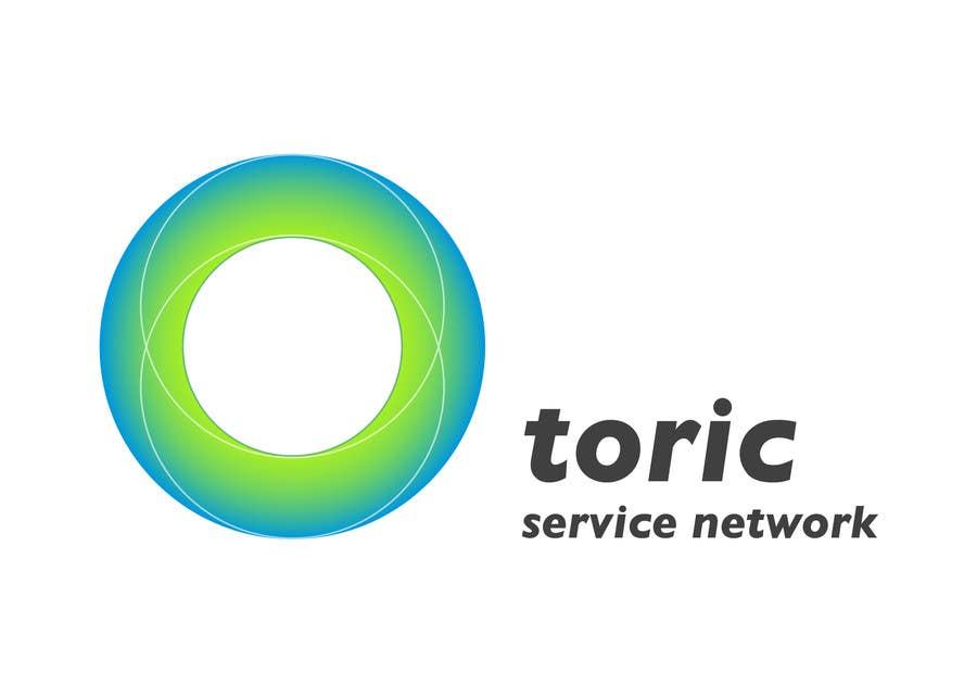 #13 for Design a Logo for Toric Service Network by studioprieto