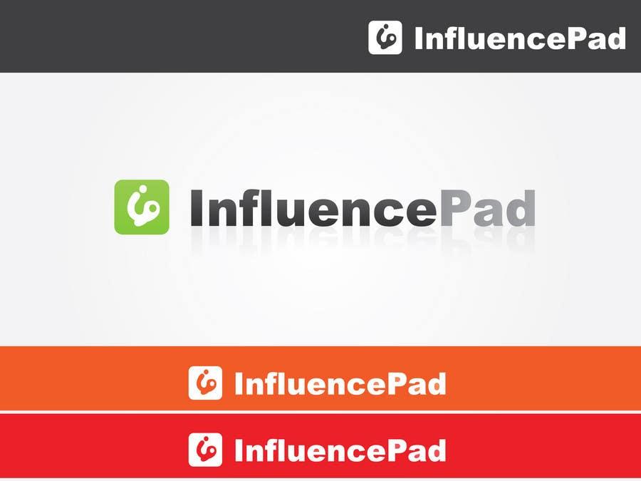 Inscrição nº 353 do Concurso para Logo Design for InfluencePad