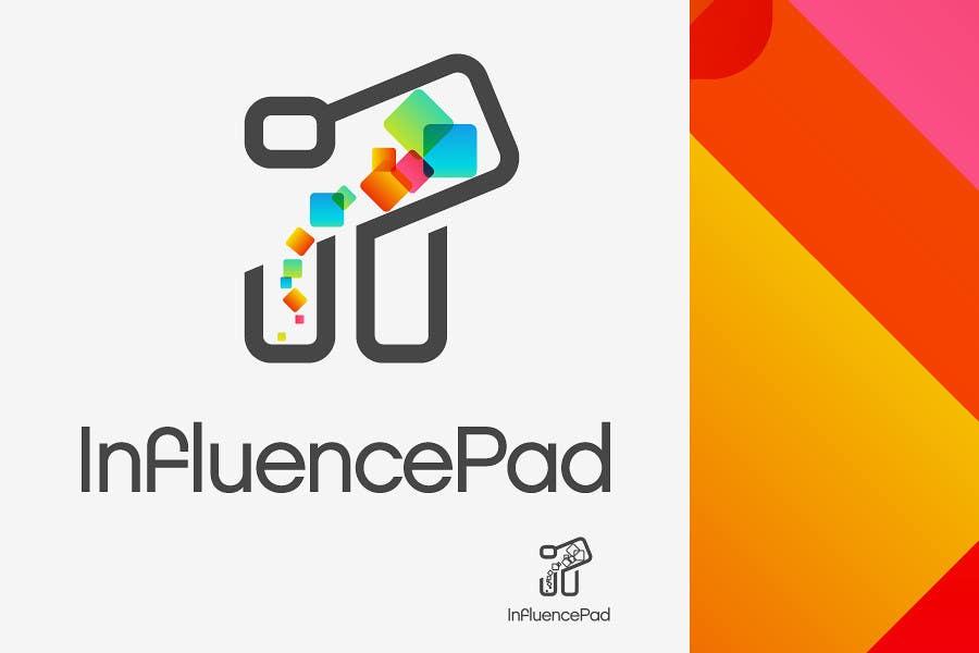Penyertaan Peraduan #146 untuk Logo Design for InfluencePad