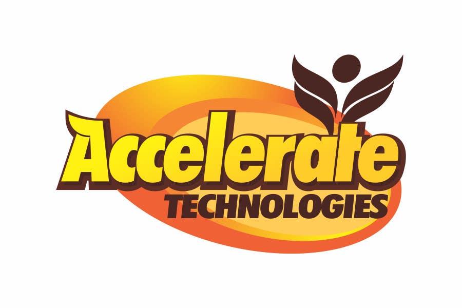 Penyertaan Peraduan #161 untuk Design a Logo for Accelerate Technologies