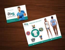 Chaddict tarafından Design a Flyer for a online shop için no 8