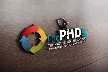 #59 untuk Design a Logo - The Process Health Doctor's (ThePHDs.com) oleh OcaDim