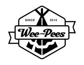 vinu91 tarafından Wee-Pees logo design için no 10