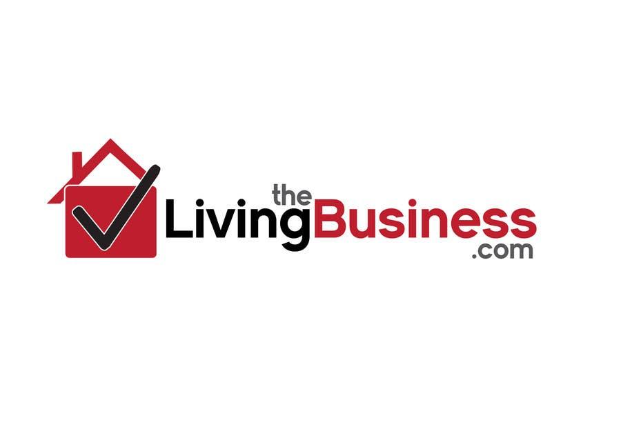 #23 for Design a Logo for LivingtheBusiness.com a real estate training, consulting and coaching company by inspirativ