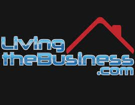Nro 5 kilpailuun Design a Logo for LivingtheBusiness.com a real estate training, consulting and coaching company käyttäjältä rogeriolmarcos