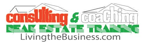 #10 for Design a Logo for LivingtheBusiness.com a real estate training, consulting and coaching company by EugeneShupyk