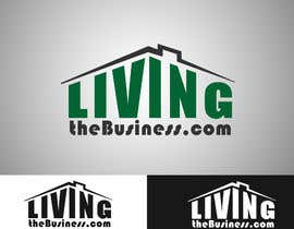 Nro 21 kilpailuun Design a Logo for LivingtheBusiness.com a real estate training, consulting and coaching company käyttäjältä aboRoma