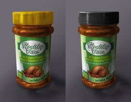 #36 untuk Fast & easy job, making a label design for natural seasoning oleh kunjanpradeep