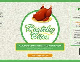 #23 untuk Fast & easy job, making a label design for natural seasoning oleh Creativeapes1