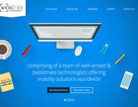 chiqueylim tarafından Design a Website Mockup için no 1