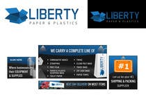 Contest Entry #7 for Design a Logo for Liberty Paper and Plastic