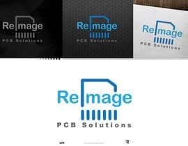 #33 untuk Design a Logo for Reimage PCB solutions oleh ctate