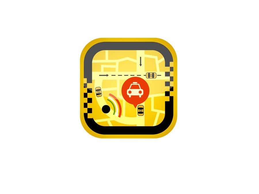 Bài tham dự cuộc thi #53 cho Design a Logo for a taxi search app