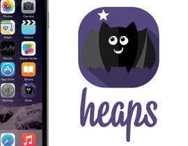 """dilpora tarafından Logo for the app """"Heaps"""" için no 87"""