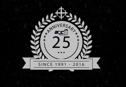 #19 untuk 25th Anniversary Decal oleh AbanobA