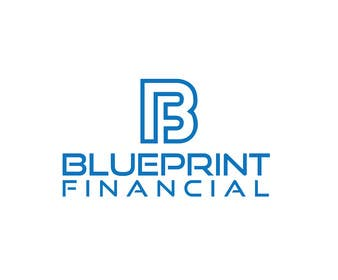 #146 untuk Design a Logo for Blueprint Financial oleh feroznadeem01