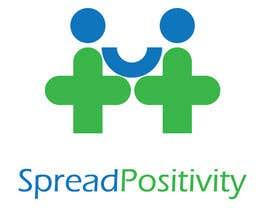 monart4d tarafından New logo for Spread Positivity için no 124