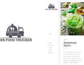 #5 untuk Design eines Logos for derfoodtrucker.de oleh Raoulgc