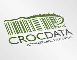 #66 untuk Logo for CrocDATA a website for barcodes oleh dreamer509