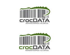 #75 for Logo for CrocDATA a website for barcodes by dreamer509
