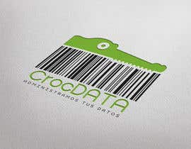 #106 for Logo for CrocDATA a website for barcodes by fadishahz