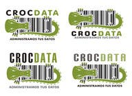 Graphic Design Entri Peraduan #76 for Logo for CrocDATA a website for barcodes