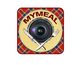 #45 for Design a Logo for MyMeal by ajdezignz