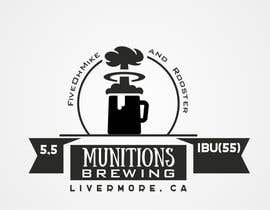 #28 для Munitions Brewing Logo Contest от dyv