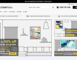 #35 untuk Design 4 Banners for Website Homepage oleh webwaltz