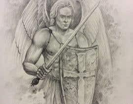 Ratinsky tarafından Michael the Arch Angel Tattoo için no 11